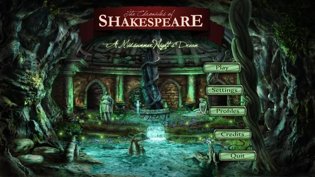 The Chronicles of Shakespeare - A Midsummer Night's Dream on PC screenshot #4