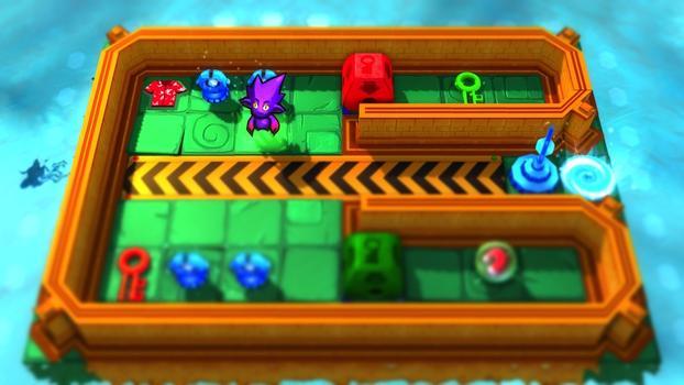 Chuck's Challenge 3D on PC screenshot #7