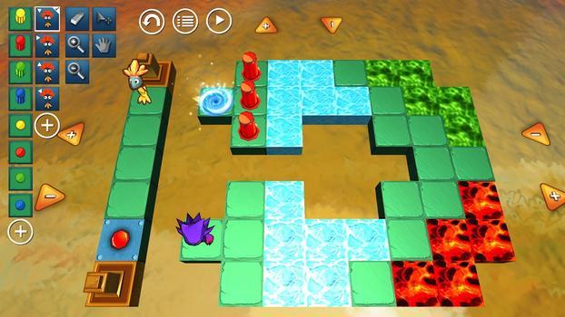 Chuck's Challenge 3D on PC screenshot #6