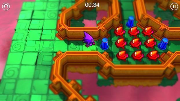 Chuck's Challenge 3D on PC screenshot #5