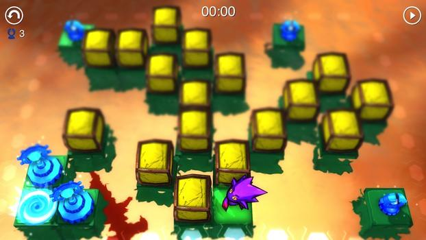 Chuck's Challenge 3D on PC screenshot #4