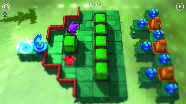 Chuck's Challenge 3D on PC screenshot #3