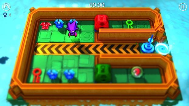 Chuck's Challenge 3D on PC screenshot #2