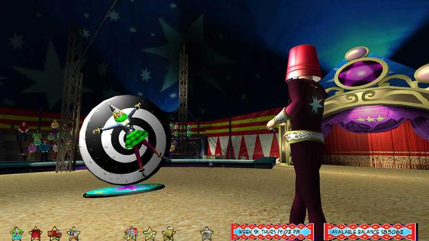 Circus World on PC screenshot #2