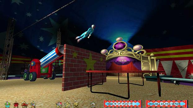 Circus World on PC screenshot #1