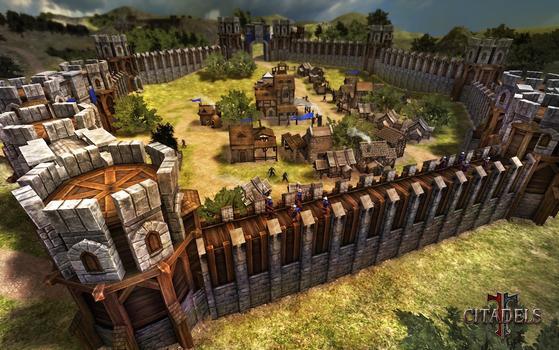 Citadels on PC screenshot #3