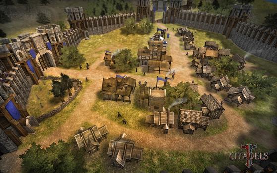 Citadels on PC screenshot #2
