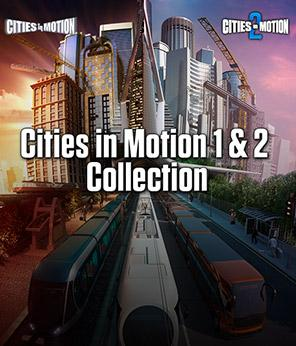 Cities in Motion 1 & 2 Collection