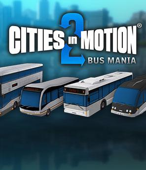 Cities in Motion 2: Bus Mania DLC