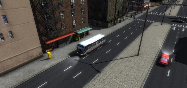 Cities in Motion 2: Bus Mania DLC on PC screenshot #1
