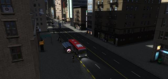 Cities in Motion 2: Bus Mania DLC on PC screenshot #4
