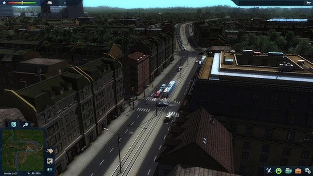 Cities In Motion 2: European Cities on PC screenshot #1