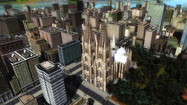 Cities in Motion 2: Lofty Landmarks DLC on PC screenshot #3