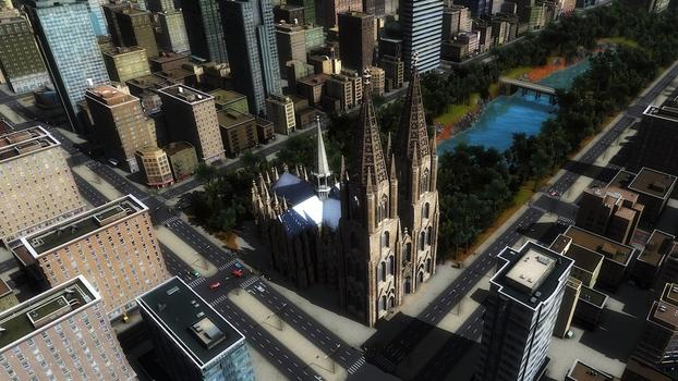 Cities in Motion 2: Lofty Landmarks DLC on PC screenshot #2