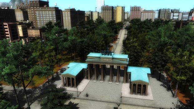 Cities in Motion 2: Lofty Landmarks DLC on PC screenshot #1