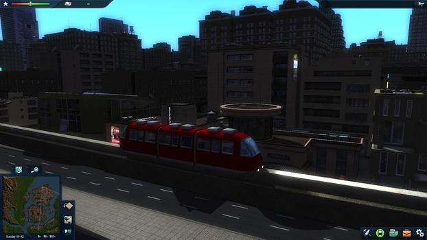 Cities in Motion 2: Marvellous Monorails DLC on PC screenshot #10