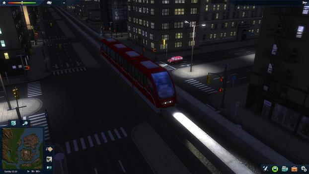 Cities in Motion 2: Marvellous Monorails DLC on PC screenshot #7