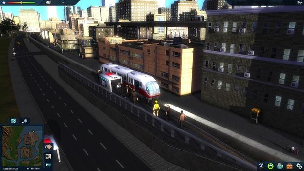 Cities in Motion 2: Marvellous Monorails DLC on PC screenshot #6