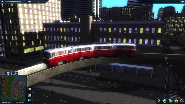 Cities in Motion 2: Marvellous Monorails DLC on PC screenshot #4
