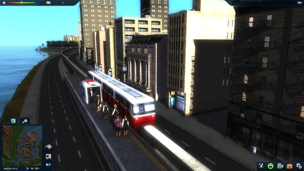 Cities in Motion 2: Marvellous Monorails DLC on PC screenshot #3