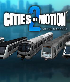 Cities in Motion 2: Metro Madness DLC