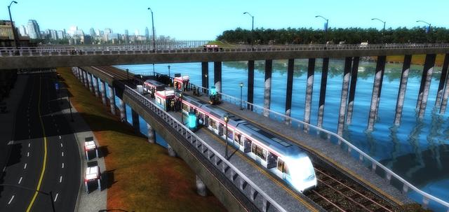 Cities in Motion 2: Metro Madness DLC on PC screenshot #6