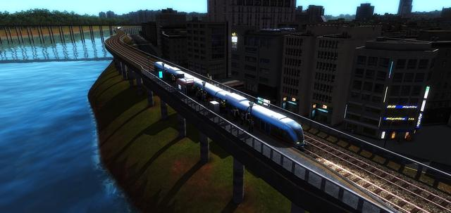 Cities in Motion 2: Metro Madness DLC on PC screenshot #4