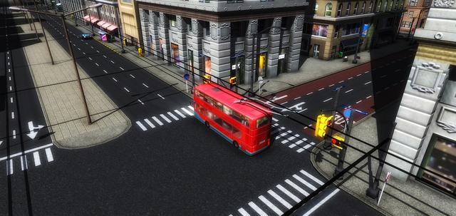 Cities in Motion 2: Trekking Trolleys on PC screenshot #5