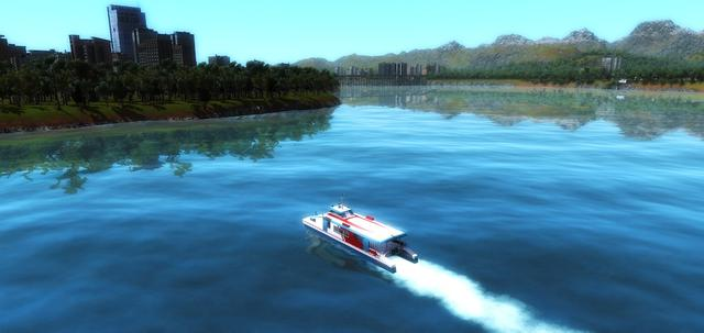 Cities in Motion 2: Wending Waterbuses on PC screenshot #4
