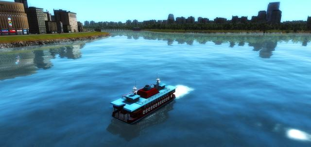 Cities in Motion 2: Wending Waterbuses on PC screenshot #3