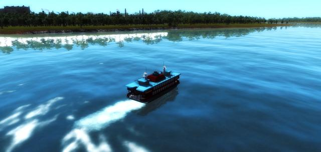 Cities in Motion 2: Wending Waterbuses on PC screenshot #2