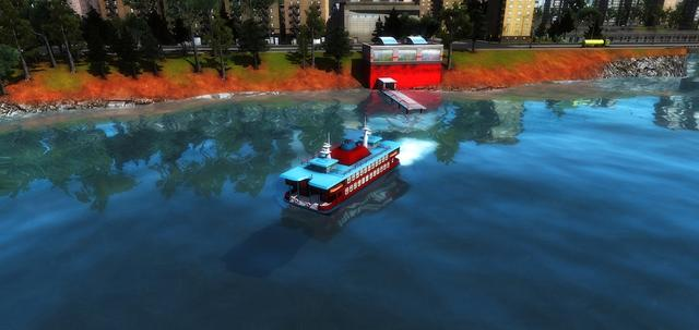Cities in Motion 2: Wending Waterbuses on PC screenshot #1
