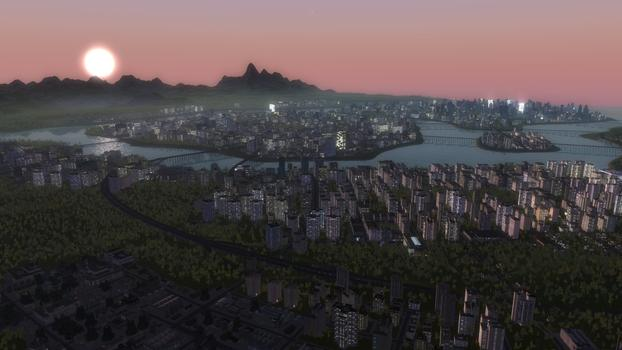Cities in Motion 2 on PC screenshot #1