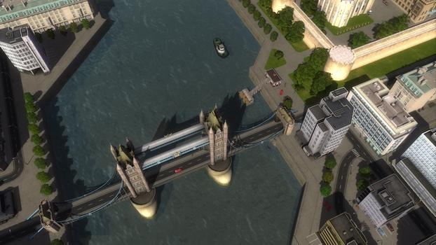 Cities in Motion: London on PC screenshot #1
