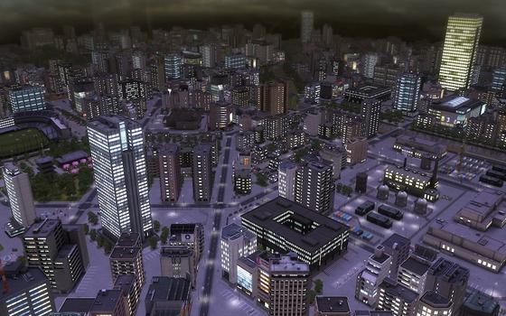 Cities in Motion: Tokyo on PC screenshot #2
