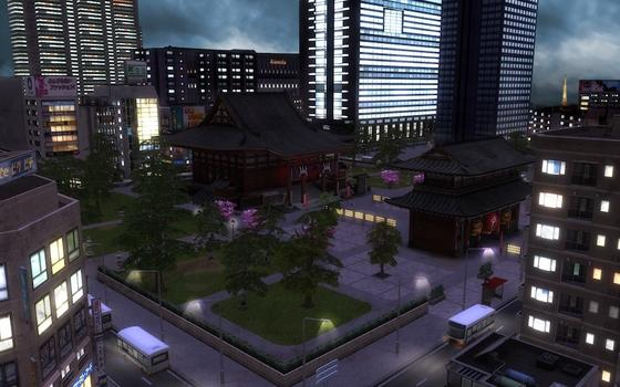 Cities in Motion: Tokyo on PC screenshot #1