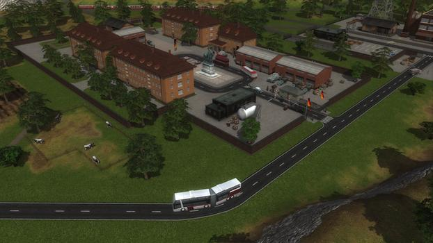 Cities in Motion: Ulm DLC on PC screenshot #1
