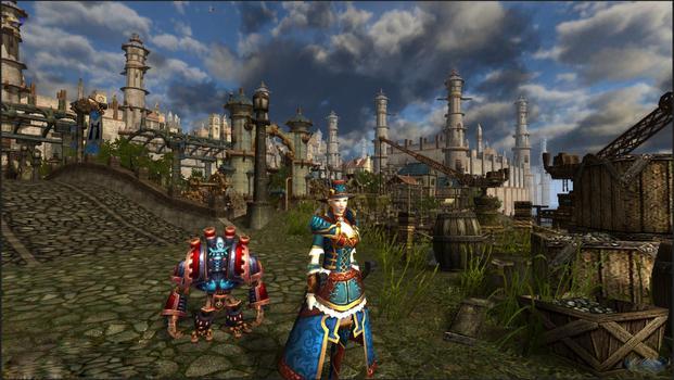 City of Steam: Orange Bundle on PC screenshot #2