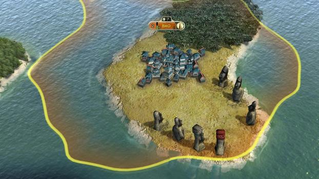 Sid Meier's Civilization® V: Civilization and Scenario Pack - Polynesia (MAC) on PC screenshot #4