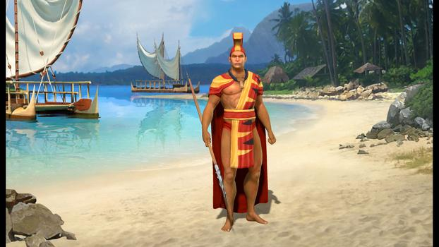 Sid Meier's Civilization® V: Civilization and Scenario Pack - Polynesia (MAC) on PC screenshot #1
