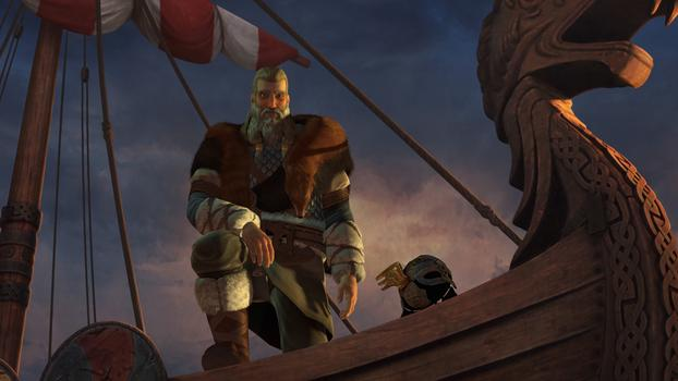 Sid Meier's Civilization® V: Civilization and Scenario Pack: Denmark - The Vikings (MAC) on PC screenshot #3