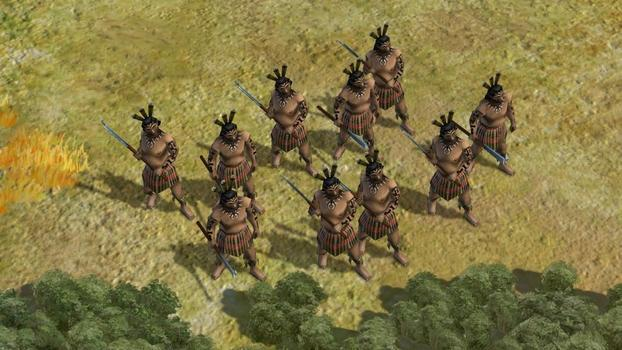 Sid Meier's Civilization® V: Double Scenario Pack on PC screenshot #2