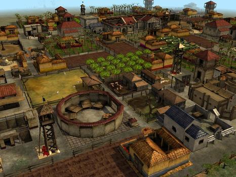 CivCity: Rome on PC screenshot #5