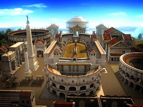 CivCity: Rome on PC screenshot #4