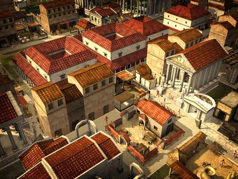 CivCity: Rome on PC screenshot #3
