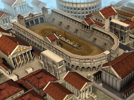 CivCity: Rome on PC screenshot #2