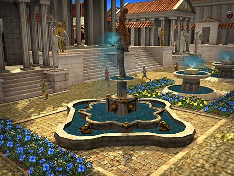 CivCity: Rome on PC screenshot #1