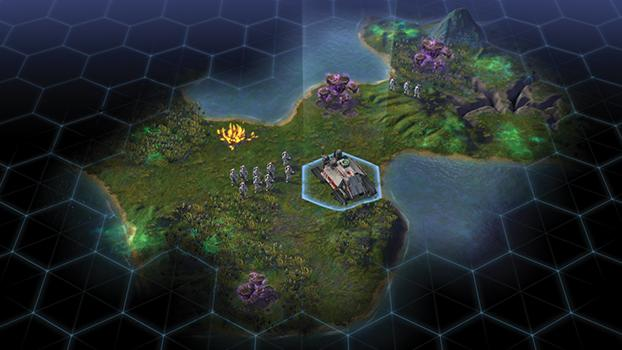 Sid Meier's Civilization®: Beyond Earth™ on PC screenshot #1