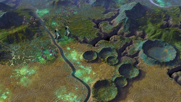 Sid Meier's Civilization®: Beyond Earth™ on PC screenshot #2