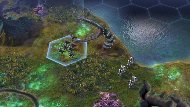 Sid Meier's Civilization®: Beyond Earth™ on PC screenshot #3